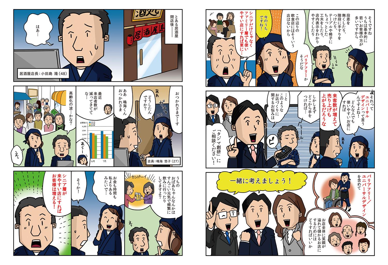 タジマ創研漫画